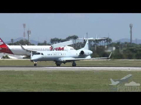 [SBFZ/ FOR] Copa do Mundo 2014 - Decolagem RWY13 Embraer ERJ-145SA (R-99A) FAB6704 05/07/2014