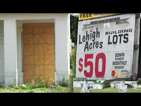 Dreams for Sale: The Foreclosure Crisis in Lehigh Acres, Flo