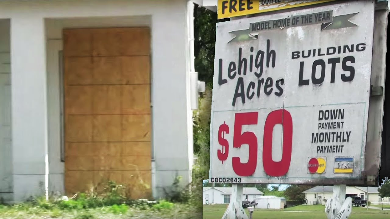 Abandoned America The Foreclosure Crisis In Lehigh Acres