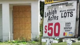 Abandoned America: The Foreclosure Crisis in Lehigh Acres, Florida