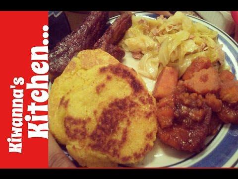 Down Home Cornbread Dressing Recipe - I Heart Recipes | FunnyCat.TV