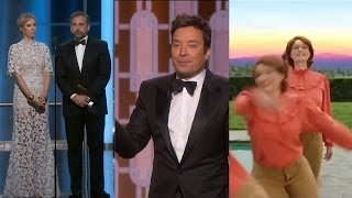 5 Funniest Moments From the 2017 Golden Globe Awards