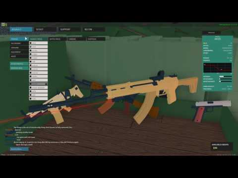 Phantom Forces CTE: New AK15 - Fastest Firing AK in its class (Currently) Ft. Butthurt moron