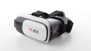 VR BOX - обзор  очков виртуальной реальности
