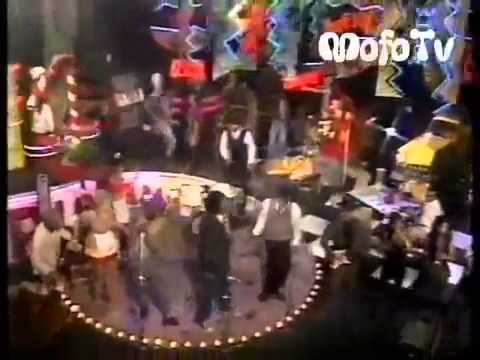 Skowa & a Máfia - Amigo do Amigo - Programa Milk Shake - 1989