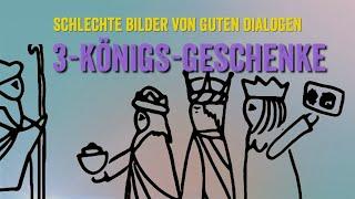 Geschenke für Jesus – Schlechte Bilder von guten Dialogen (Folge 4)
