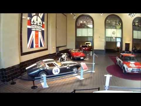 Saratoga Auto Museum British Car Show 10.07.2015