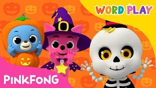 Guess Who? | Halloween Songs | Word Play | Pinkfong Songs for Children