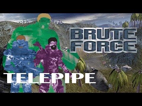 Telepipe : Brute Force - The Plopper