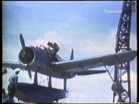 Необычные самолёты - Стартующие с катапульты