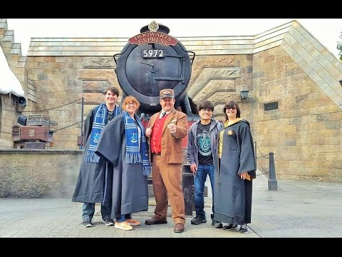 THE WIZARDING WORLD OF HARRY POTTER! 1-13-16