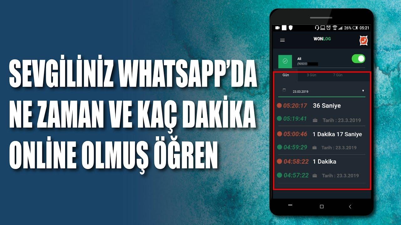 Whatsapp Şifre Kırma - Çok Basit, Sevgilini takip et