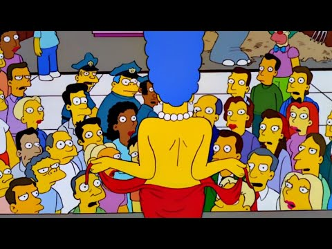 The Simpsons - Krusty - Look at those magumbos!!