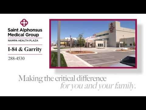 St. Alphonsus Medical Group (New ER on Garrity in Nampa)