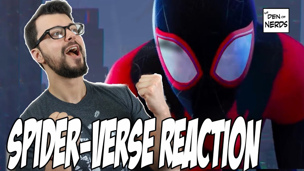 Into the Spider-Verse Reaction   Sony Marvel Deal Impact?   Ant Man and The Wasp Poster