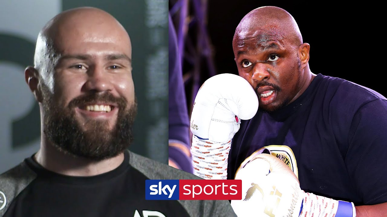 Dillian Whyte's protege Alen Babic opens up on their sparring sessions, his career & future goals