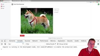 The Advanced Photo Sharing App   S1p99   Adding url as input to FileDetails Component and git compar