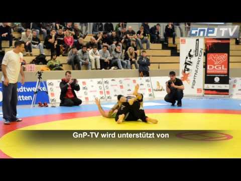 DGL Finale 2013: Halbfinale - GroundFighters Hamburg vs. MMA Spirit