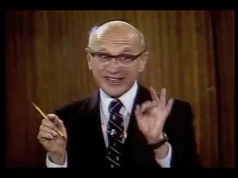 Milton Friedman - Igual salario por igual trabajo - Subtítulos en español