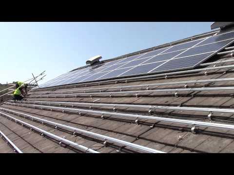 Argyll & Bute Council - Solar PV Installation