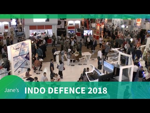 Indo Defence 2018: Show Preview