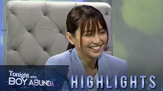 TWBA: Kathryn Bernardo answers the question, 'How do you kiss?'