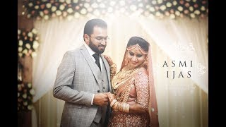 Kerala Muslim Wedding Highlights in  Erattupetta // Asmi & Ijas