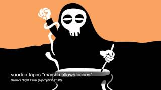 VOODOO TAPES - marshmallows bones