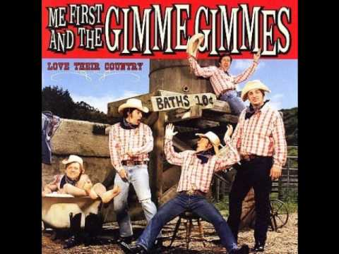 Me First And The Gimme Gimme's - Annie's song