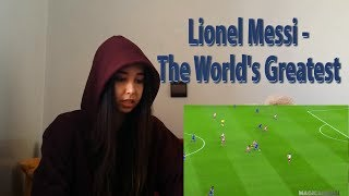 Baixar Lionel Messi - The World's Greatest - New Edition _ REACTION
