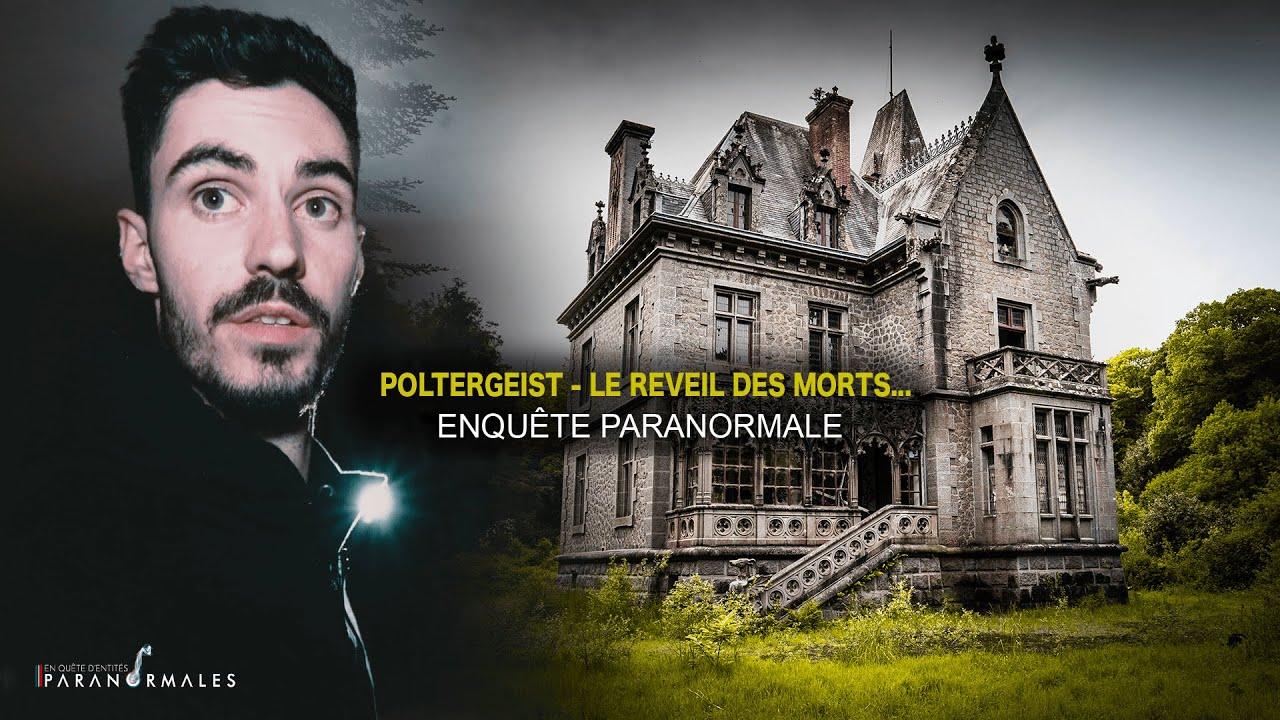 ENQUÊTE PARANORMALE: Poltergeist Le réveil des morts (2019)