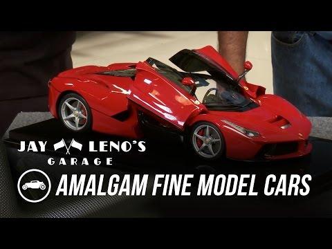 Amalgam Fine Model Cars - Jay Leno's Garage