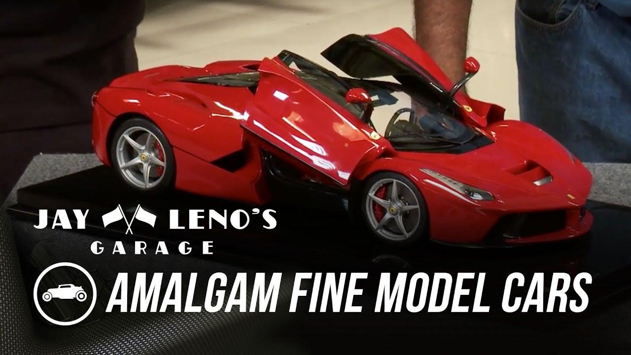 amalgam fine model cars jay lenos garage youtube