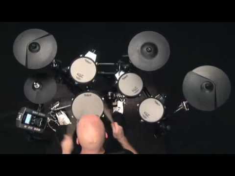 TD-9 V-Drum Performance by Michael Shack (1/2)