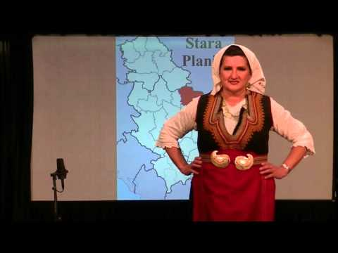 Traditional Costumes of Serbia Fashion Show – Part 2