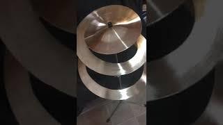 "14"" spiral FX cymbal"