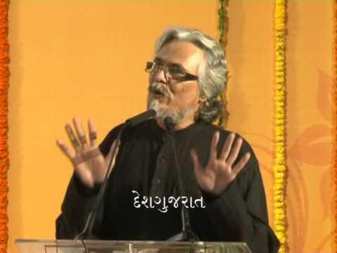 Krushna Dave, Chinu Modi, Tushar Shukla, Harsh Brahmbhatt, Rajendra Shukla reciting poetry