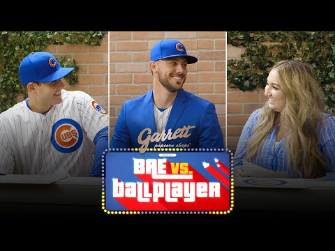 Who Knows Kris Bryant Better: Anthony Rizzo or Jessica Bryant? | Bae vs. Ballplayer