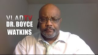 Dr. Boyce Watkins: Rappers Need to Stop Lying About Living Large