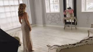 ПЛАТЬЕ С КРАСНОЙ КОВРОВОЙ ДОРОЖКИ! Свадебное и вечернее платье с камнями!