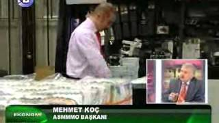 Gambar cover Ankara Serbest Muhasebeci Mali Müşavirler Odası Başkanı Mehmet Koç