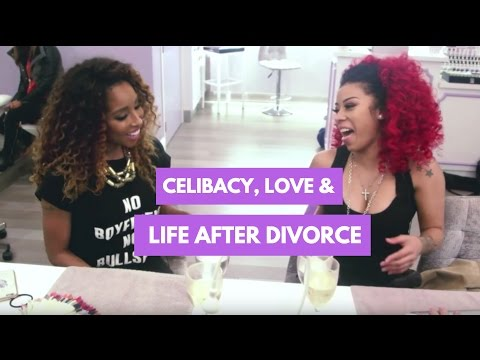 A CHAT IN THE NAIL SHOP WITH KEYSHIA COLE ON CELIBACY, LOVE & LIFE AFTER DIVORCE