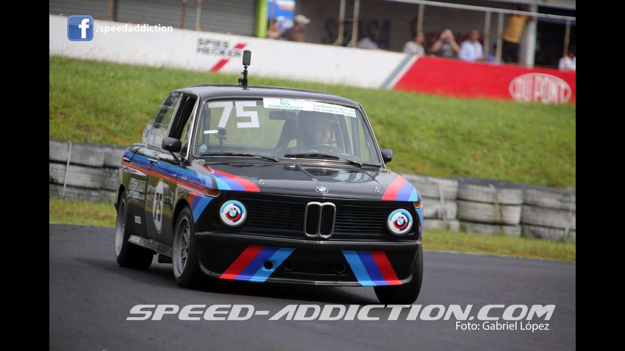Bmw 2002 Tii Race Car >> Bmw 2002 Race Car Cold Start And Idle Youtube