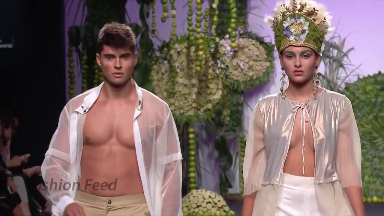 Francis Montesinos | Spring/Summer 2018 | Mercedes-Benz Fashion Week Madrid