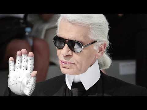 Загадка Карла Лагерфельда: почему дизайнер всю жизнь появлялся на публике в перчатках