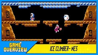 Game OverView - Ice Climber