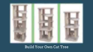 Cat Tree Plans - Learn How To Build A Cat Tree