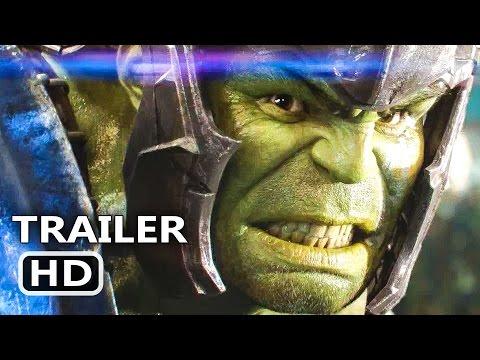 THOR 3 Ragnarok Official Trailer (2017) Hulk Marvel Superhero Movie HD