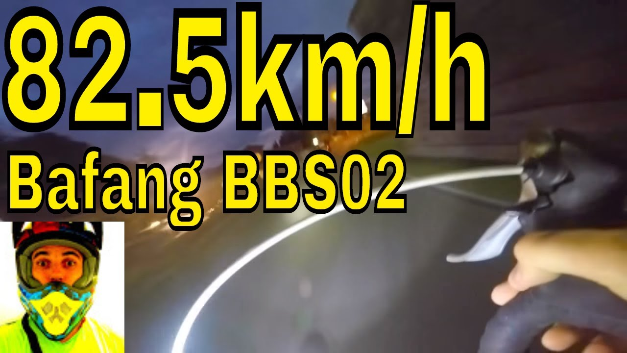 Bafang Speed Hack