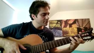 Portuguese National Anthem - Fingerstyle Guitar Cover